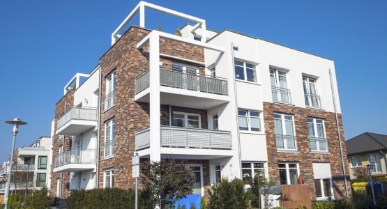Mehrfamilienhaus Investition